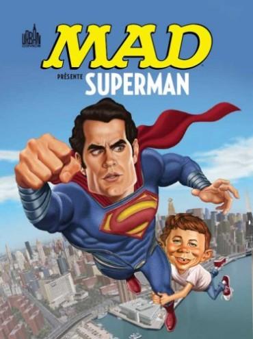 Mad présente Superman #1 • France