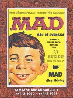 Go to Svenska MAD Samlade årgångar #1 • Sweden