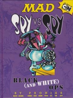 Spy vs Spy: Black (and White) Ops • USA • 1st Edition - New York