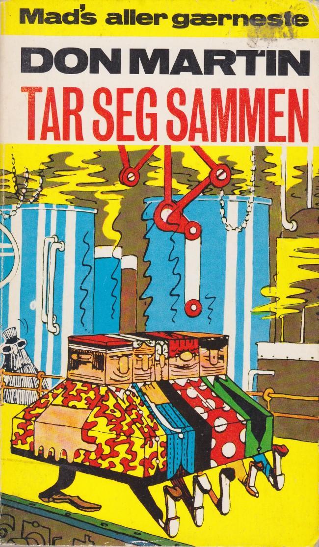 Don Martin Tar Seg Sammen #7 • Norway • 1st Edition - Williams
