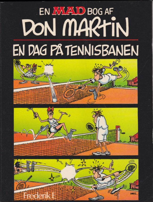 Don Martin En Dag Pa Tennisbanen • Denmark