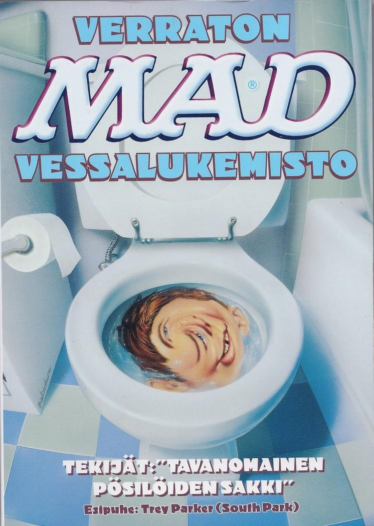 Various MAD Books • Finland