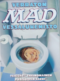 Verraton MAD Vessalukemisto • Finland