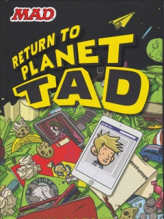 Go to Return to Planet Tad • USA • 1st Edition - New York