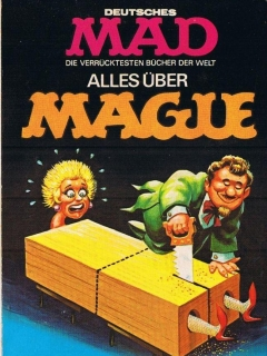 Alles über Magie #3 • Germany • 1st Edition - Williams