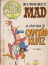 Image of Don Martin - As Aventuras do Capitão Klutz #1 • Brasil • 1st Edition - Veechi