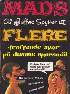 Go to Al jaffee spytter ut flere treffende svar på dumme spørsmål #11 • Norway • 1st Edition - Williams
