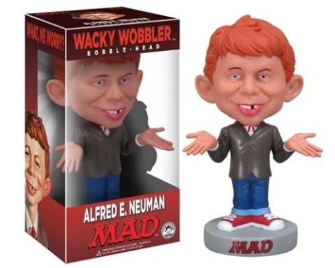 Bobbing Head Alfred E. Neuman • USA