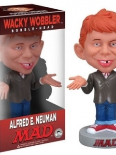 Go to Bobbing Head Alfred E. Neuman • USA
