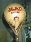 Image of Hot Air Balloon with MAD Magazine logo