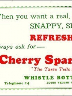 Go to Cherry Sparkle Blotter • USA
