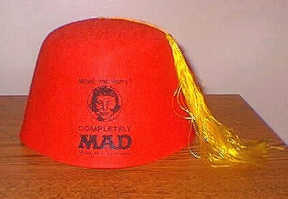 Fez / Hat Completely MAD • USA