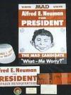 Image of Kit 'Alfred E. Neuman for President' 1960