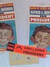 Image of Kit 'Alfred E. Neuman for President' 1968