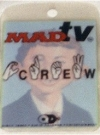 Image of Pass Backstage Crew MAD TV