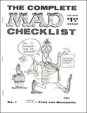 Complete MAD Checklist #1 • USA