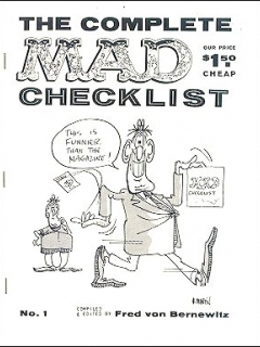 Complete MAD Checklist #1 • USA