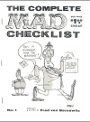 Image of Complete MAD Checklist #1