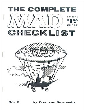 Complete MAD Checklist #2 • USA