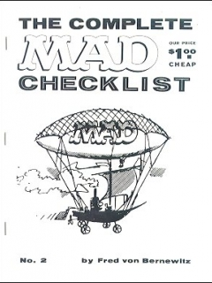 Go to Complete MAD Checklist #2 • USA