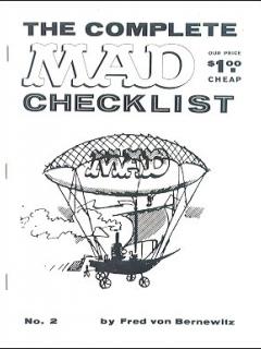Complete MAD Checklist #2 • USA
