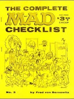 Complete MAD Checklist #3 • USA