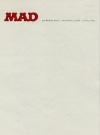 Image of Stationery Letterhead (Alfred E. Neuman Watermark)