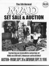 Image of Auction Catalog 'The 5th Annual Set Sale & Auction'