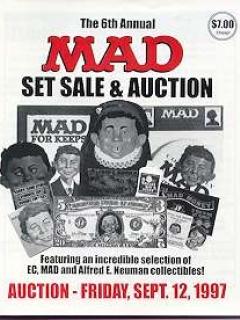Auction Catalog 'The 6th Annual Set Sale & Auction' • USA