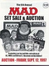 Image of Auction Catalog 'The 6th Annual Set Sale & Auction'