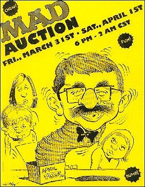 Auction Catalog Tim Johnson's Auction 2000 • USA