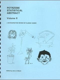 Potrzebie Statistical Abstract #2 • USA