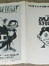 Show Program #1 The MAD Show
