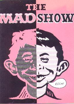 Show Program #3 The MAD Show • USA