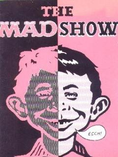 Show Program #3 The MAD Show • USA