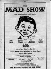 Thumbnail of Preview Program The MAD Show