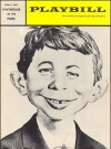 Playbill The MAD Show