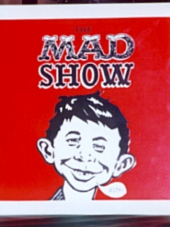 Go to Pot Holder The MAD Show