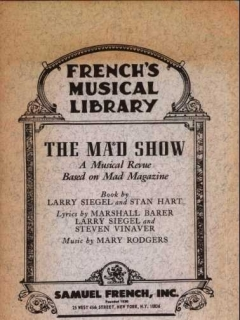Go to Script The MAD Show