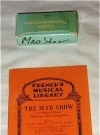 Thumbnail of Slides & Script The MAD Show