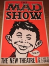Image of 'The MAD Show' Musical - Theatre Display Sign