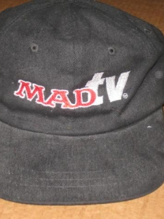 Go to Cap worn by MAD TV Cast Members