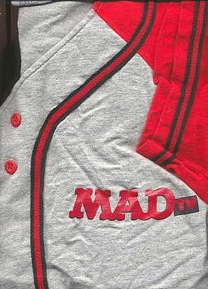 'MAD TV' Show - Baseball Jersey • USA