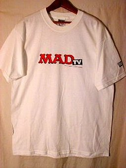 T-Shirt MAD TV Promotional #5 • USA