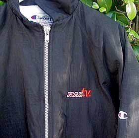 Jacket from MAD TV Crew • USA