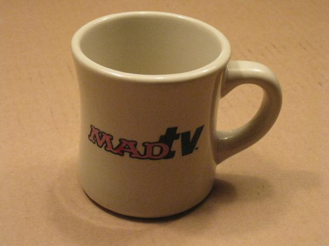 Coffee Mug MAD TV • USA