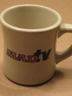 Coffee Mug MAD TV • USA