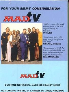 Go to VHS Tape MAD TV Emmy Award #1 • USA