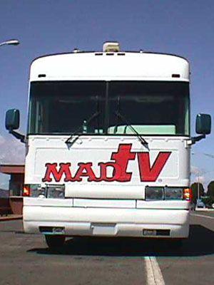Bus MAD TV • USA