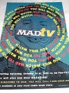 Image of Poster Promotional MAD TV